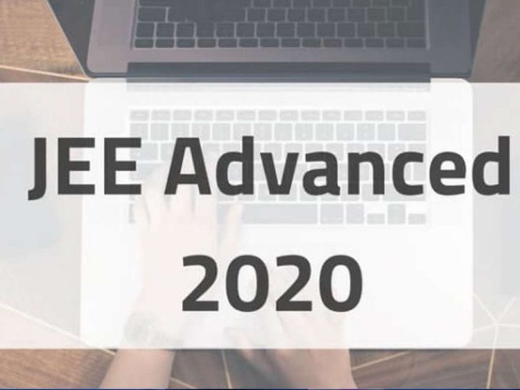JEE advanced 2020 Exam Date- Application Form (August 23)