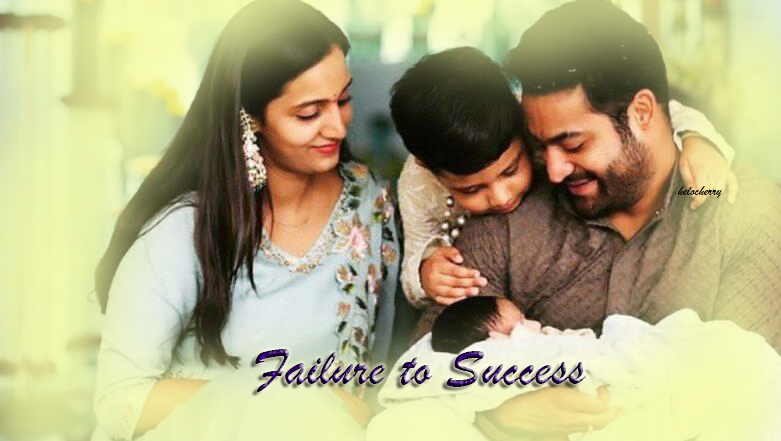 Failure to Success story of Jr N.T.R