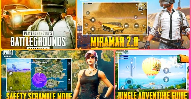 PUBG Mobile 0.18.0 Update Arrive on May 7th 2020