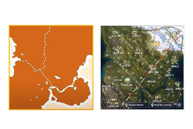 PUBG Mobile: New Secret Map Leaked in 2020 Year