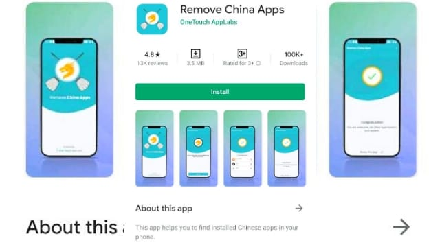 How to find and Uninstall Chinese Apps in the 2020 year
